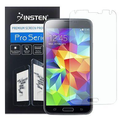 HD Anti-Glare Matte Clear LCD Screen Protector Film For Samsung Galaxy S5 i9600