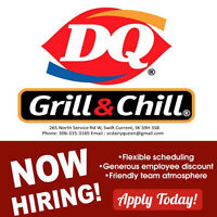 Chill Staff/ Kitchen Staff/ Front Counter Attendant