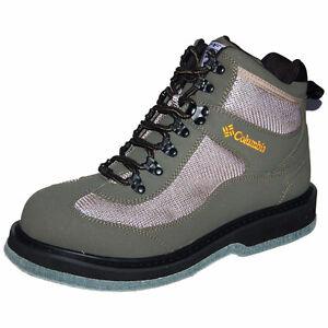 Men's Columbia Copper Creek Wading Boots, Olive Sz 7 & 13