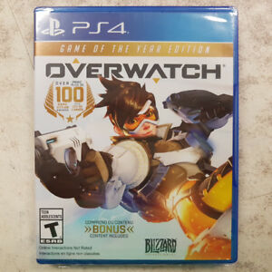 Overwatch GOTY PS4 Game - NEW