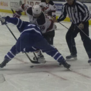 Leafs vs St Louis Blues - OCT 18th - PLATINUMS Sct 109 row 2 -