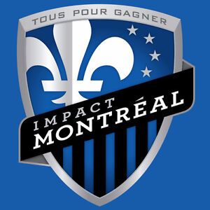 MONTREAL IMPACT vs. NEW ENGLAND REVOLUTION (Tickets 4 SALE!!!)