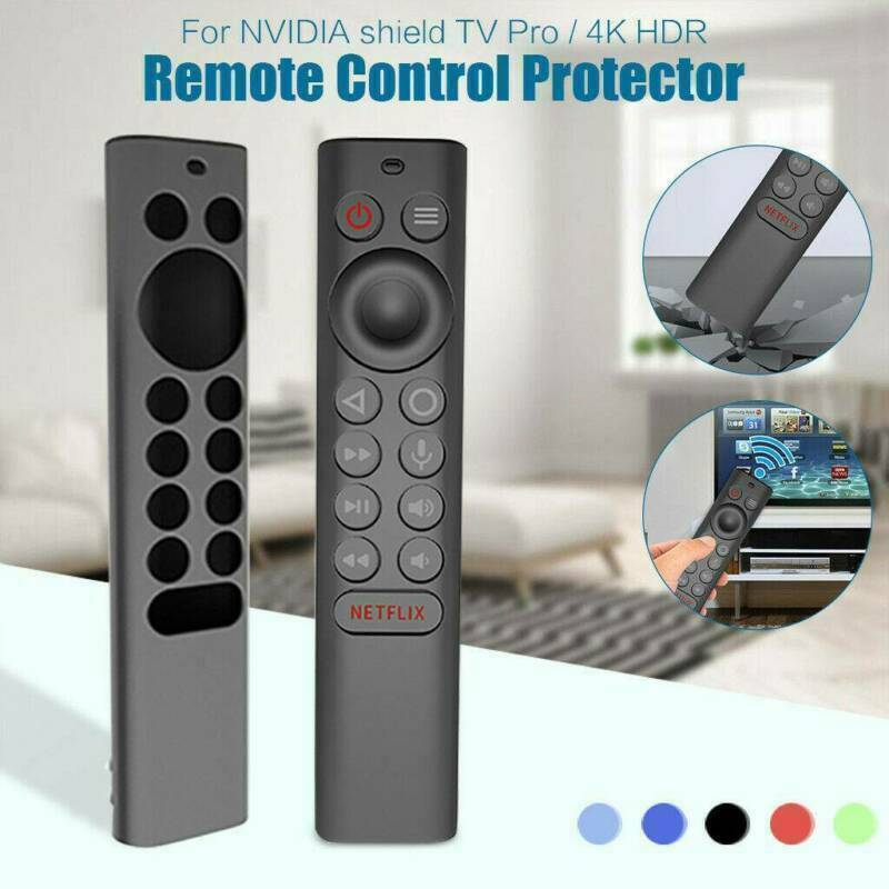 4 Colors Remote Control Protective Cover Skin for NVIDIA Shi