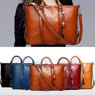 Luxurious Women Leather Bags Messenger bags Tote Handbags Shoulder Satchel Purse
