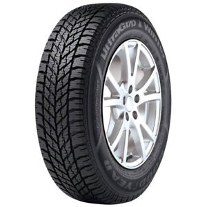 Goodyear Ultra Grip Winter Tires on Rims-Reduced $425.00 firm