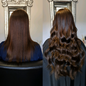 Hair Extensions Home-Based (Afterpay Available)