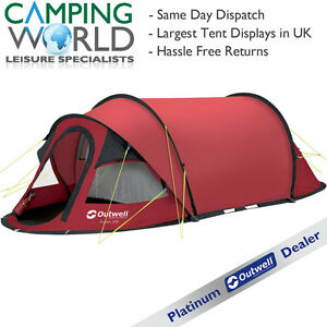 Outwell-Fusion-200-Pop-Up-Tent-2013-Smart-Tunnal-2-Man-Berth-Pop-Up-Instant-Tent