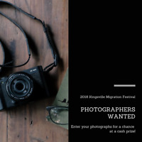 Migration Festival Photography Competition and Sale