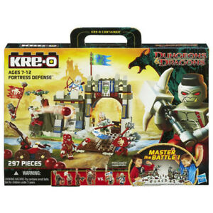 KRE-O Dungeons & Dragons Fortress Defense Set