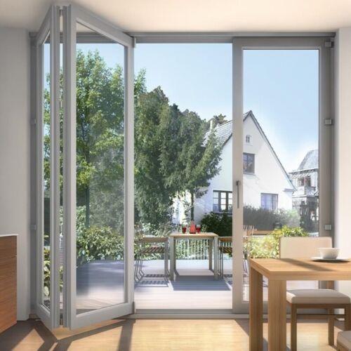 3 Panel  Bi-fold Patio Sliding Folding Door  ( with various panel openings )