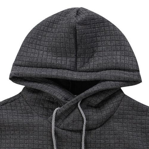 Herren Hoodie Sweatshirts Sweatjacke Hoody Kapuzenpullover Hooded Pulli Pullover