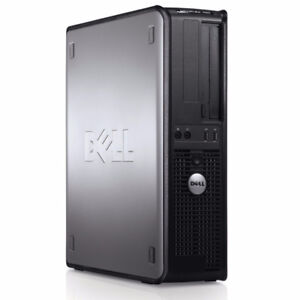 Ordinateur Dell Optiplex 780 - C2D 2.93 GHz - 4 Go DDR3 - Win 10