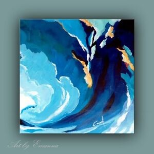 Original Paintings SALE, Fine Abstract Art by Canadian Artist