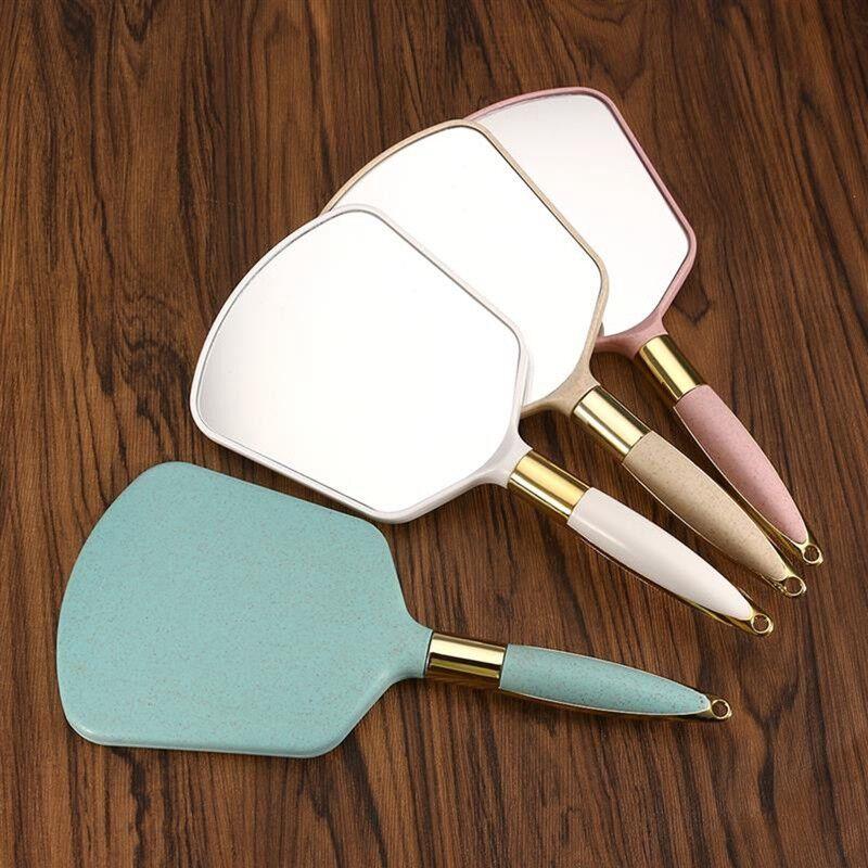 Makeup Mirror Professional Hand Held Tool Vanity Cosmetic Ha