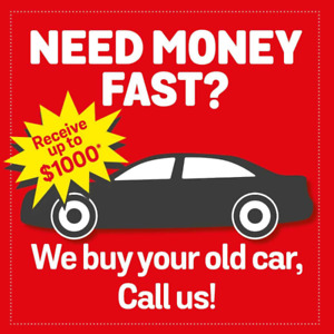TOP CASH FOR CARS | SCRAP CARS REMOVAL | CASH ON THE SPOT | FREE