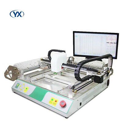 Yx Tvm802b-s Pick And Place Robot Machine Pcb Assembly Equipment Chip Mounter