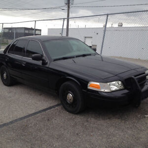 2004 Ford Crown Victoria Police Interceptor CVPI