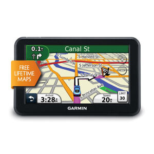 "Garmin Nuvi 50LM 5"" Car GPS with North America + Europe Maps"