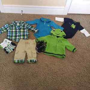 Gymboree Infant Boy's Clothes 6-12 months Kitchener / Waterloo Kitchener Area image 1