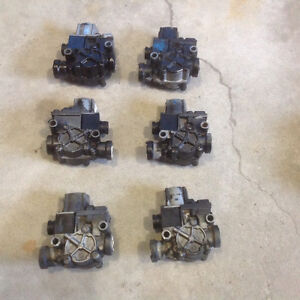 Bendix ABS valves
