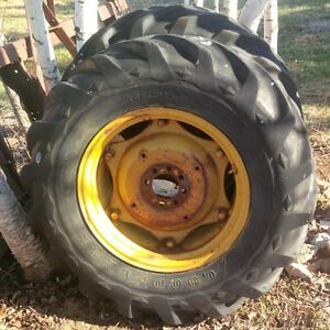 Two Tractor Rims for sale
