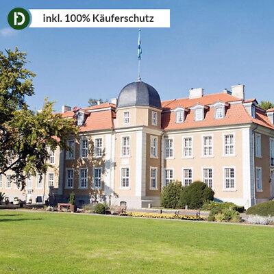 Harz 3 Tage Reise Park-Hotel Schloss Meisdorf Gutschein 3 Sterne Chalet