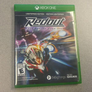 Redout -Xbox One game-