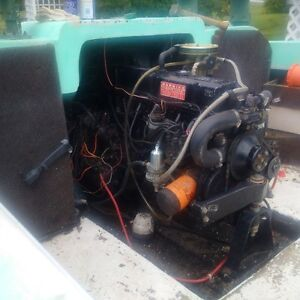 17.5 Foot 165hp Inboard/outboard Prince George British Columbia image 3