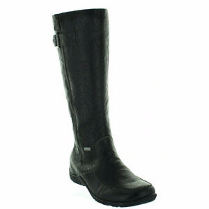 Reiker Black Boots-New!