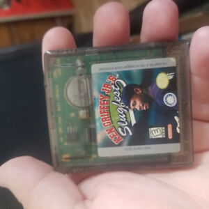 Ken Griffey jr slugfest gameboy color *no case*