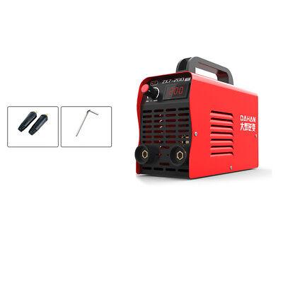 Mini Dc Inverter Mma Welder Household Electric Welding Machine Zx7-200 220v