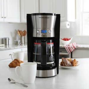 Selling Programmable Hamilton Beach 12-cup coffee maker & CARAFE