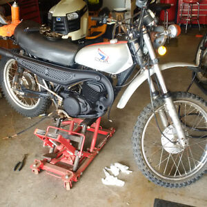 Looking for Honda MT250 Elsinore Parts