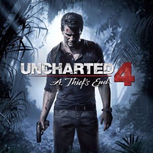 Drake Uncharted 4 - Thiefs End