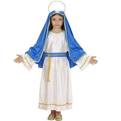 Maria Kinder Kostüm Deluxe - Mädchen Verkleidung  Größen  116, 128 oder 140