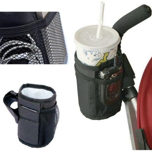 Universal Milk Bottle Cup Holder For Stroller Pram Pushchair Bicycle Buggy