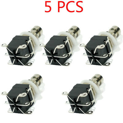 135 Pcs On-off Momentary Push Button Foot Switch Dpdt Pedal Guitar Effects