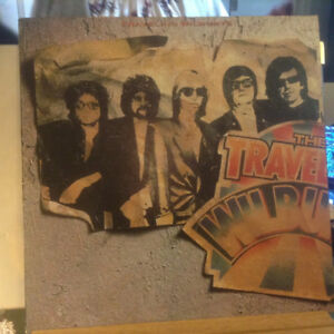THE TRAVELING WILBURYS - THE TRAVELING WILBURYS VOLUME 1 - VINYL