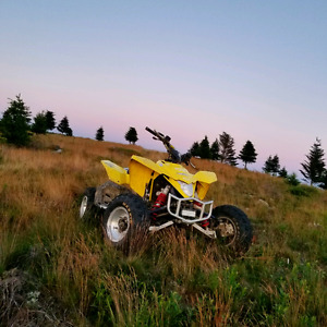 LTR 450 Trade for 4x4