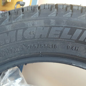 Tires Winter Michelin X-ice