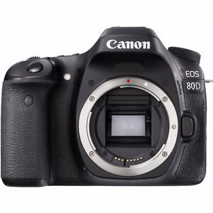Canon 80D - Like New