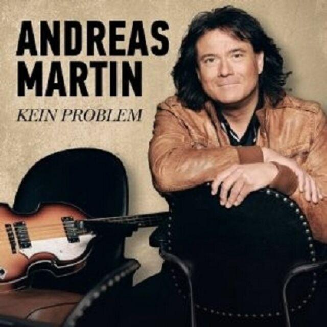 ANDREAS MARTIN - KEIN PROBLEM  CD+++++++++++++13 TRACKS++++++++ NEU