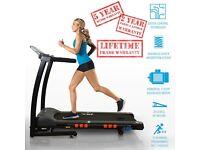 S300 Folding Treadmill 5 Year Motor Warranty Brand New | Daddy Supplements