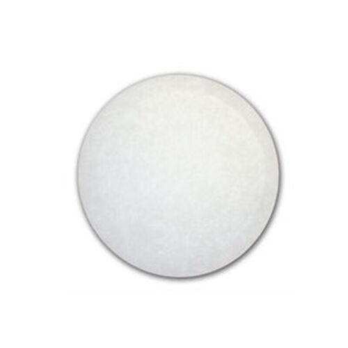 "Oreck 12"" Polish Pad for Orbiter Floor Machine White 437-051, 437051"