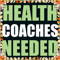 Health and fitness coaches needed