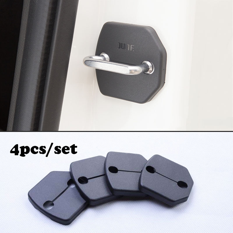 FIT FOR FORD FIESTA FOCUS MK3 KUGA DOOR LOCK COVER BUCKLE CATCH PROTECTOR CASE