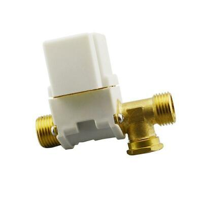 Ac 220v Brass 12 Electric Solenoid Valve Water Air Nc Normally Closed Water