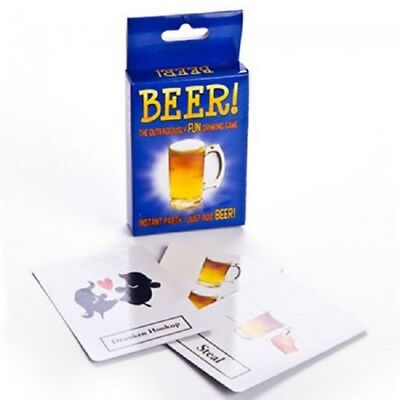Beer Card Drinking Game, Adult Bachelorette Party Gift Fun Sexy Kinky Play, New](Bachelorette Drinking Game)