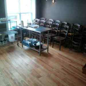 32 seat Restaurant with 3 bedroom flat upstairs St. John's Newfoundland image 7