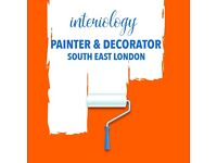 Polish painter & decorator. High quality, good price, transparent service